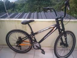 Bicicleta Extreme da Fischer