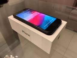 Vendo iPhone 7 Preto Fosco 128GB