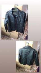 Jaqueta de couro ,nunca usada