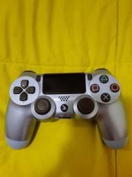Controle Dualshock 4 Titanium Blue