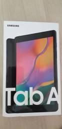 Vendo um tablet da Samsung modelo 2020 cor preto