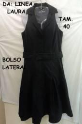 Vestidos - Tam. 40