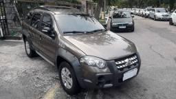 PALIO WEEKEND ADVENTURE 2011 22.999 LOKER COMPLETO  PARCELO 12X CARTÃO SEM ENTRADA