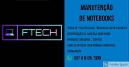 Manutenção em Notebooks