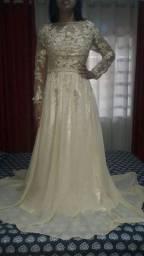 Vestido de festa ou de noiva