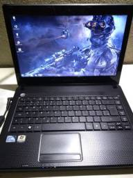 Notebook processador Intel Pentium dual-core