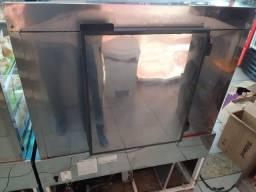 Expositor refrigerado 1.20m iglu