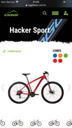 Bike OGGI hacker Sport
