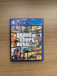 Grand Theft Auto V (GTA 5)-PS4