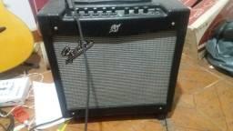 Amplificador fender mustang