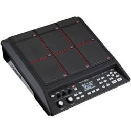Bateria Eletrônica Spd Sx Sampler Pads Spd-sx Novo + Garantia Nf