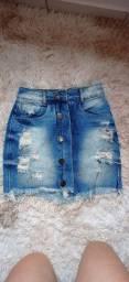 Shorts/saia Jeans