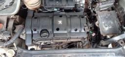 MOTOR PARCIAL PEUGEOT 1.6 16V