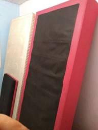 Box cama solteiro