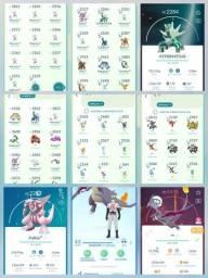 Título do anúncio: Conta Pokemon Go LV 43