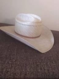 Vendo chapéu resistol muito novo!