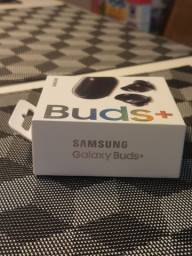Fone de Ouvido Bluetooth Samsung Galaxy Buds+ In Ear Preto
