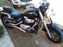 Vendo ou troco moto  Boulevard C 1500