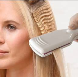 Prancha Chapinha FRISADORA para cabelos