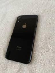 IPhone XR, 64GB. Cor: Preto. Aparelho usado, mas muito conservado !!!