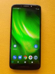 Vendo um moto g6 play Android 9, 32gb