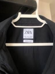 Título do anúncio: Camisa social Super Slim Fit marca Zara camisa social Zara