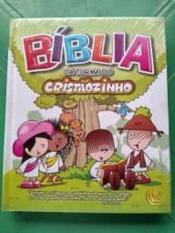 Bíblia da turma do cristãozinho infantil