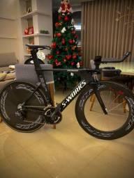 Bike sworks shiv TT triatlo carbono  56 L