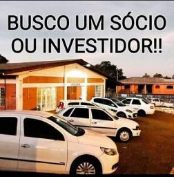 BUSCO UM SÓCIO OU INVESTIDOR!!