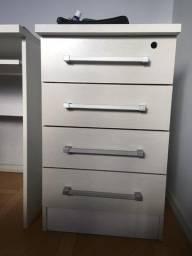 Escrivaninha + gaveteiro