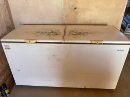 Frezer springer 2 portas horizontal