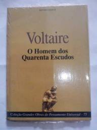 O Homem dos Quarenta Escudos - Voltaire