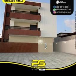 Apartamento com 2 dormitórios à venda, 55 m² por R$ 210.000 - Expedicionários - João Pesso