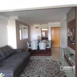 Apartamento com 3 dormitórios à venda, 210 m² por R$ 750.000 - Centro - Campo Mourão/PR