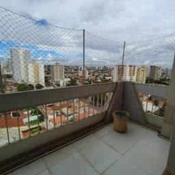 Apartamento à venda, 1 quarto, 4 suítes, 3 vagas, Monte Castelo - Campo Grande/MS