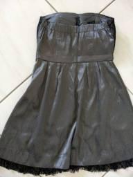 Vendo um vestido de tafetá