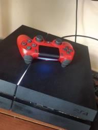 PS4 + 7 Jogos Físicos