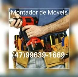 Montador de Móveis - Camboriú, BC, Itajaí, itapema e região