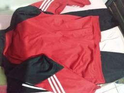 Conjunto moletom Adidas *Original