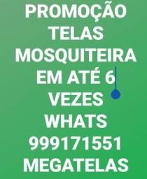 TELAS MOSQUITEIRA