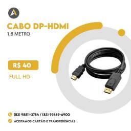 Cabo Dispalyport - HDMI