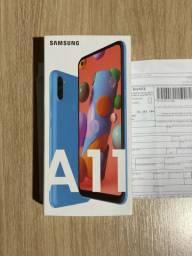 Samsung A11 azul