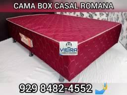 cama box casal entrega gratis  @@@!