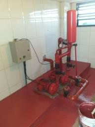 Vaga para técnico de extintores