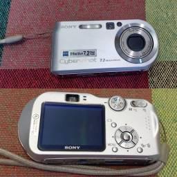 Título do anúncio: Câmera Digital Sony Cyber Shot