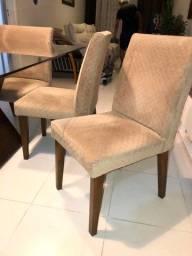 Conjunto mesa e cadeiras Com Art