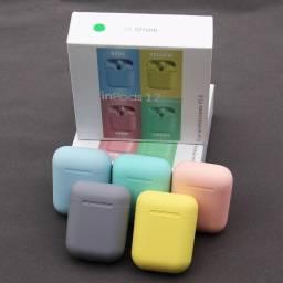 Inpods 12 Tws Macaron Bluetooth 5.0