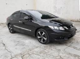 Honda CIVIC EXR / Com GNV INJETADO