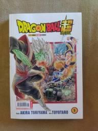 Mangá Dragon Ball Super - 05