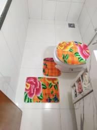 Vendo jogo banheiro 3 peças - seminovo